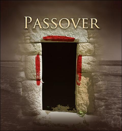 passover door blood